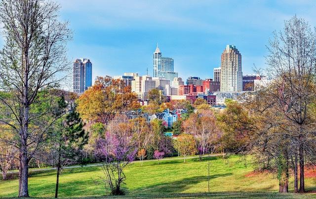 Wake es el condado más poblado en Carolina del Norte