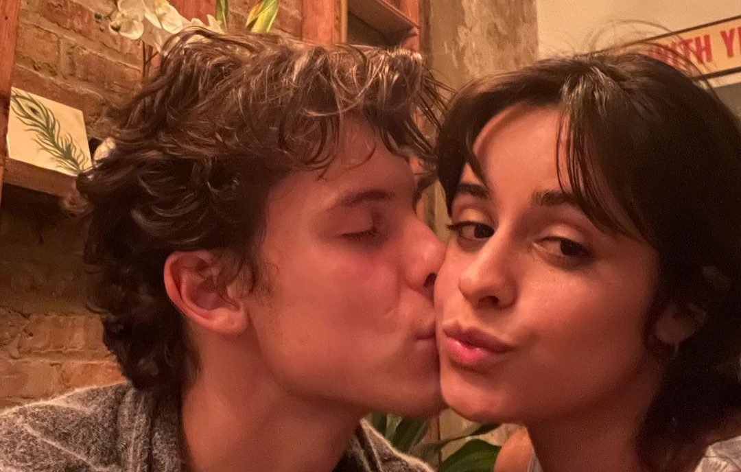 Shawn mendes podcast camila
