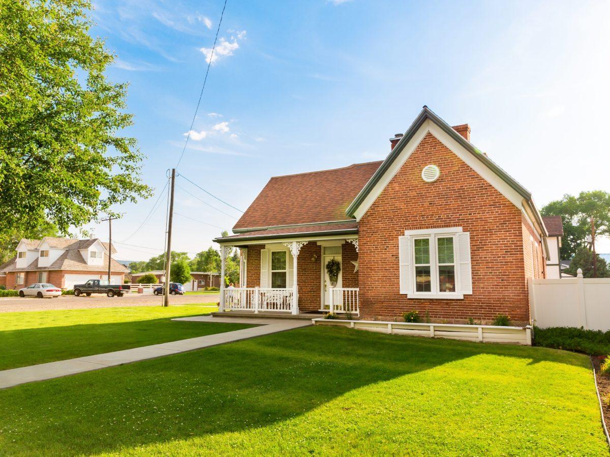 Junio es el mes nacional de la propiedad de vivienda. Aquí hay una lista de programas para ayudar comprar casa en zona rural. © Nomad_Soul / Adobe Stock