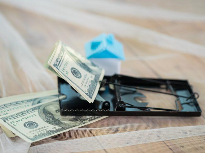 Cinco millones de consumidores han perdido dinero por anuncios falsos de viviendas de alquiler y vacaciones. Cinco millones de consumidores han perdido dinero por anuncios falsos de viviendas de alquiler y vacaciones. © Thammasiri / Adobe Stock
