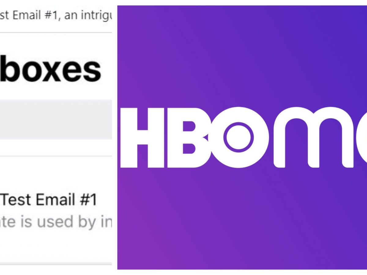hbo max misterioso email