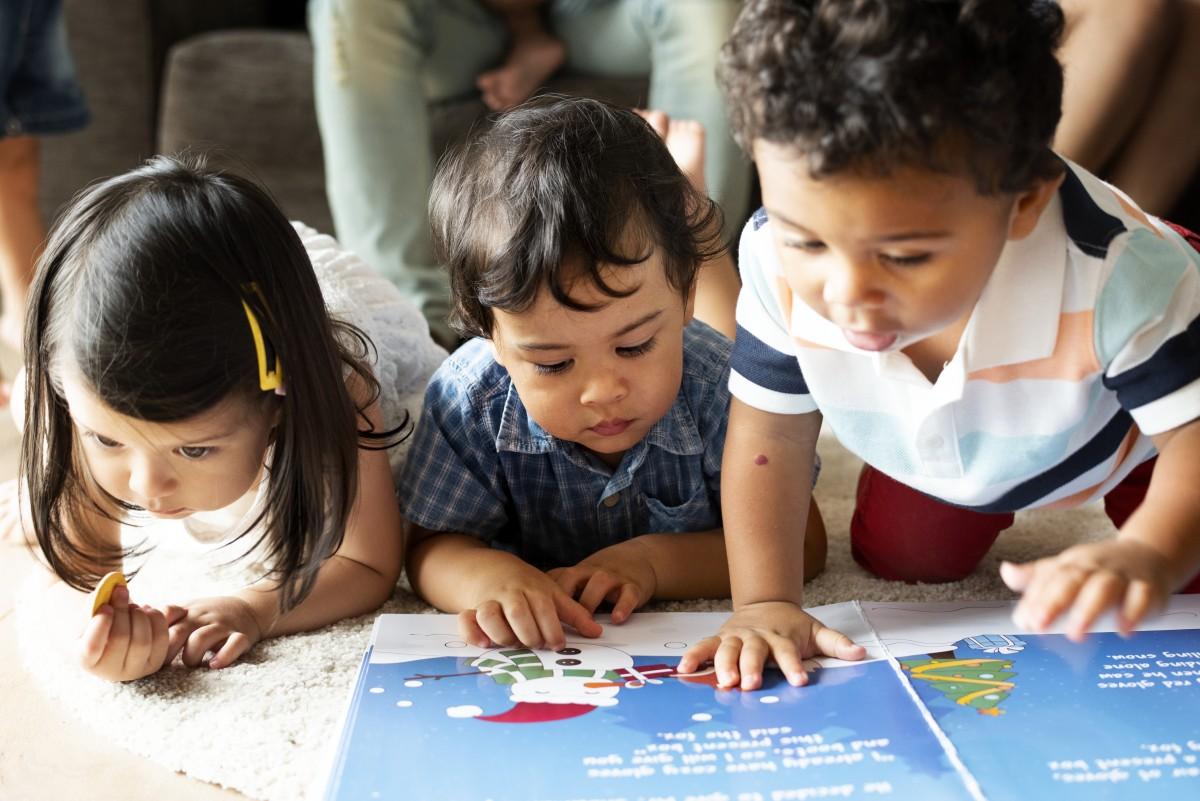Campamento de verano para preescolares de lectura divertida en Raleigh