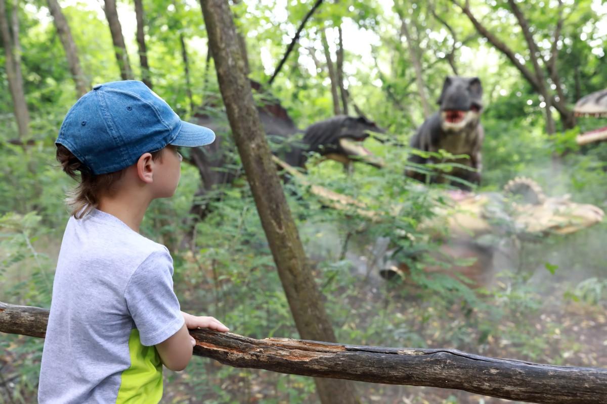 Caza dinosaurios en este divertido evento este fin de semana en Lincoln