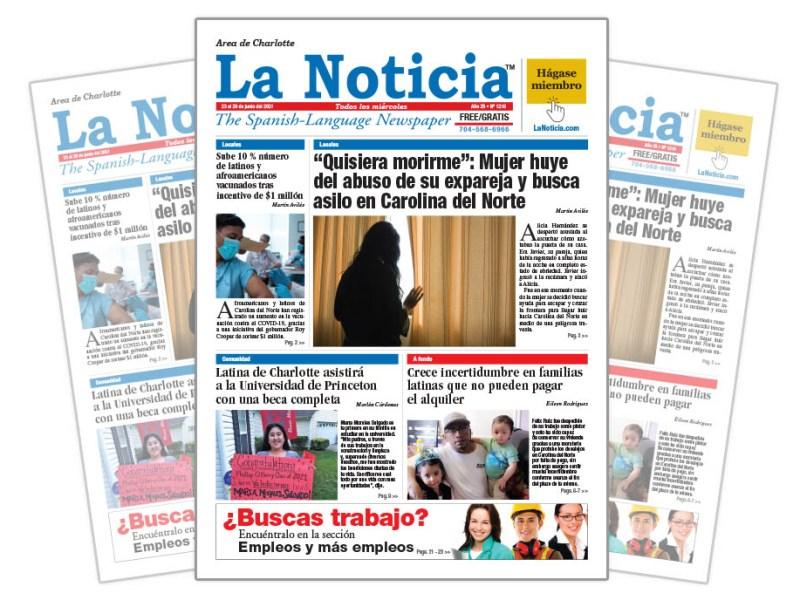 La Noticia Charlotte Edición 1210