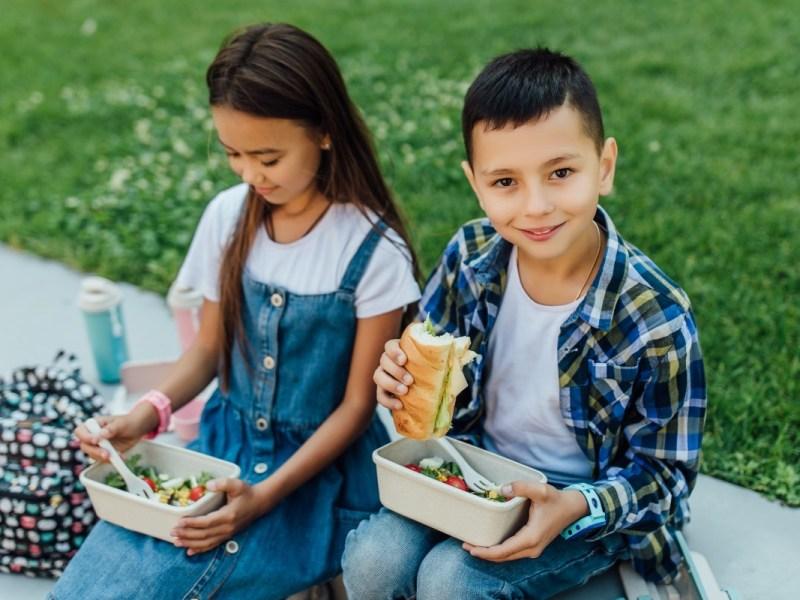 Cómo obtener comidas gratis para niños en Carolina del Norte