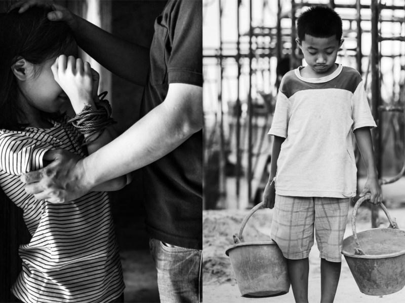 Cómo evitar que tus hijos sean víctimas de tráfico humano