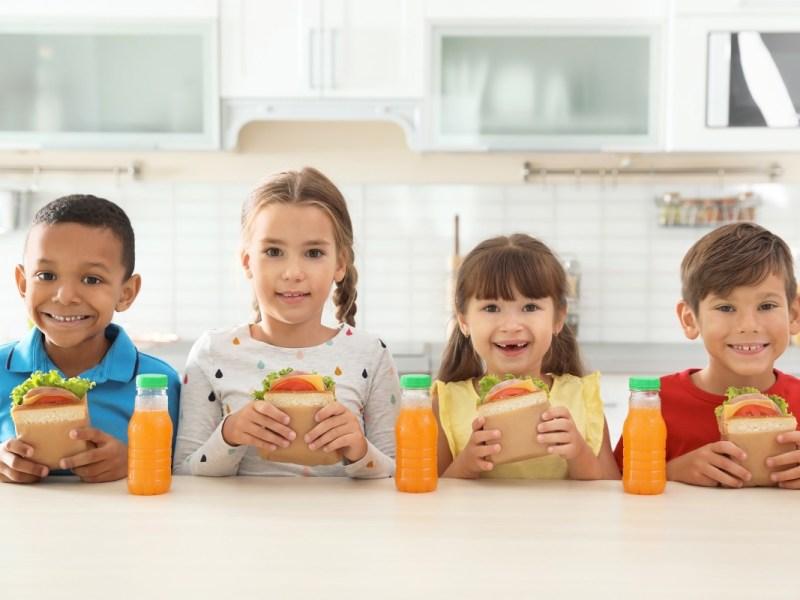 Estudiantes recibirán comidas durante el verano en Guilford