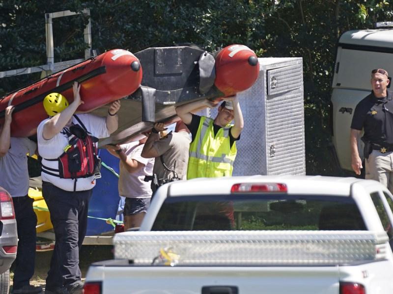 Hallan cadáver de niño perdido en Carolina del Norte
