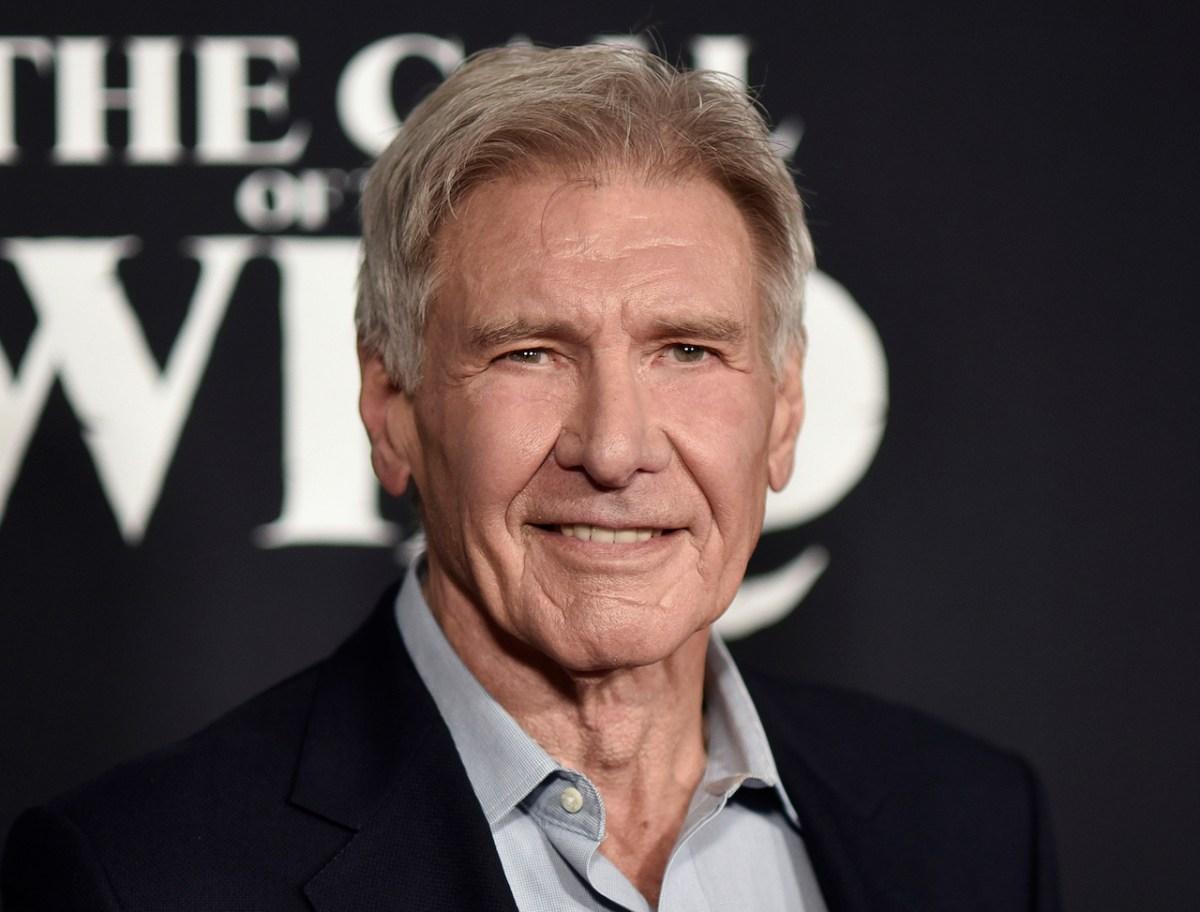 """Harrison Ford sufre una lesión mientras filma """"Indiana Jones 5"""""""