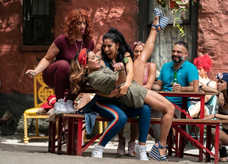 """Cuándo estrena """"In the Heights"""", película que celebra la cultura latina"""