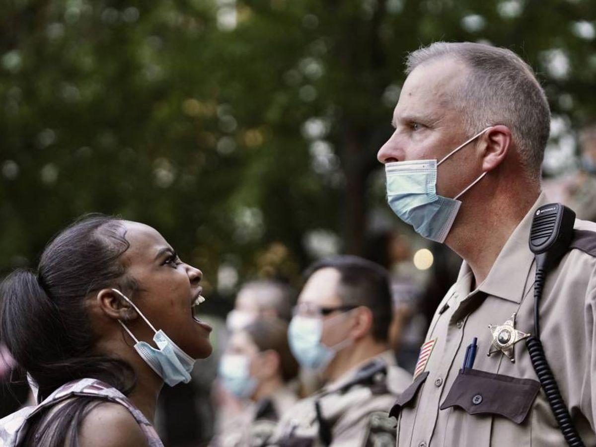 Policías acusados por racismo