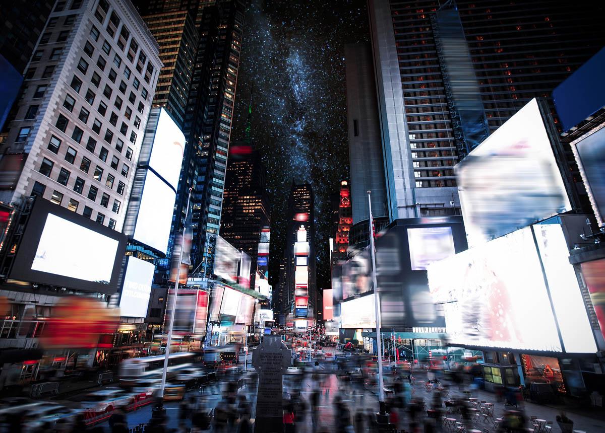 Piden apagar Times Square tras alertas para bajar consumo eléctrico en Nueva York