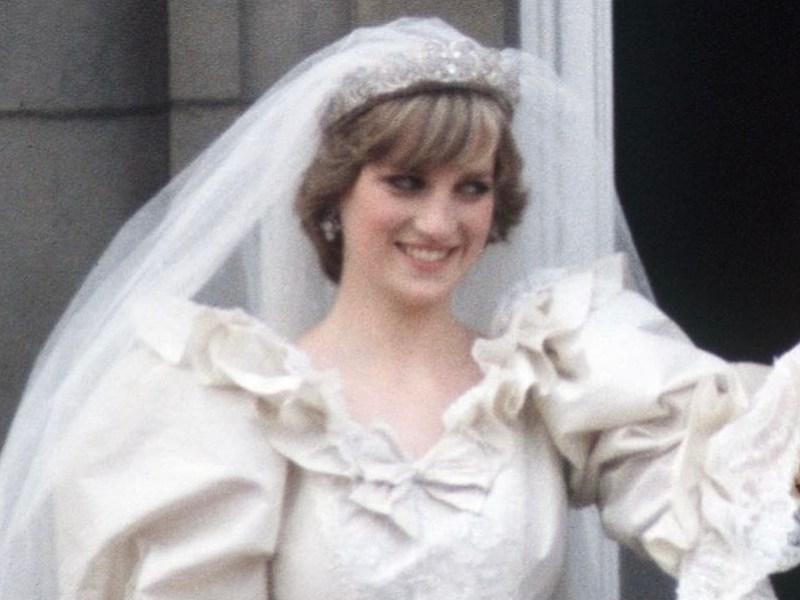 ¿Dónde se exhibirá el famoso vestido de novia de la princesa Diana?