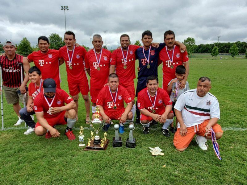 Los Pumas se coronan campeones campeones del torneo Master en la Monroe Soccer League