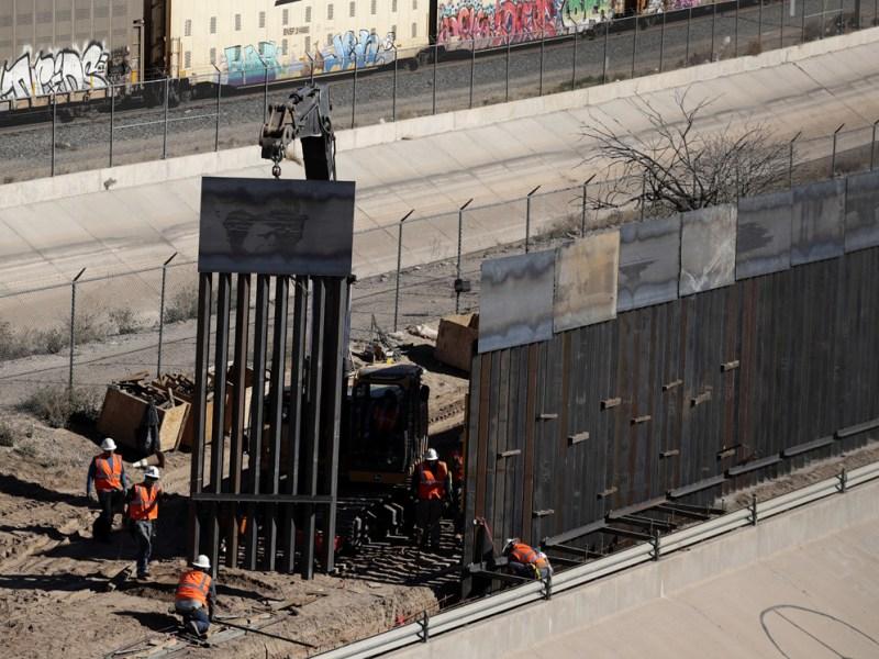 Texas: aprueban $250 millones para muro fronterizo y crean sitio web de donaciones