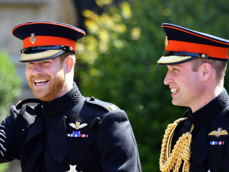 William y Harry: ¿Hay esperanza de que los hermanos se reconcilien?