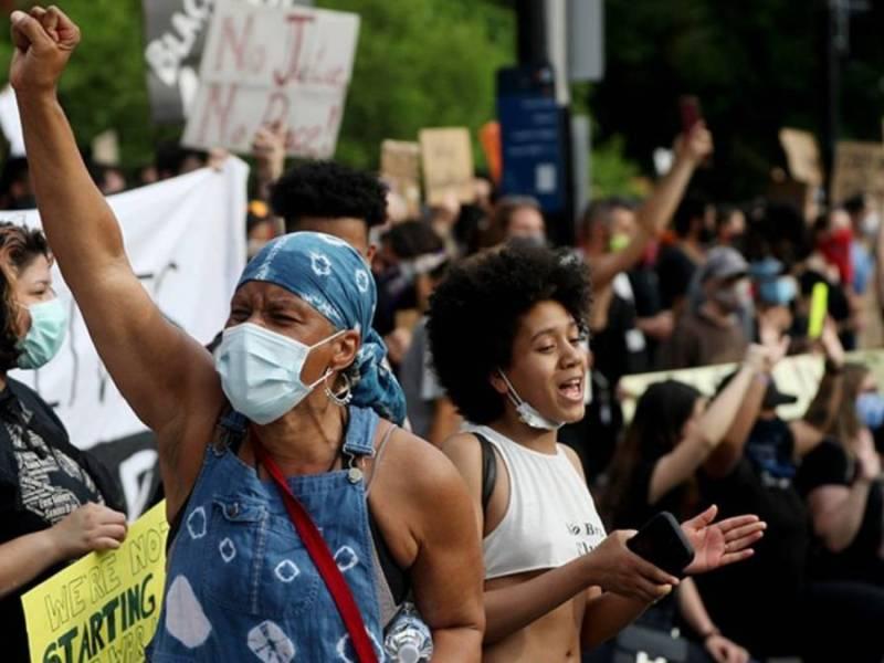 Manifestaciones en Carolina