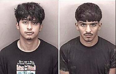 Acusan a dos latinos por robo de vehículo y posesión de drogas en Carolina del Norte