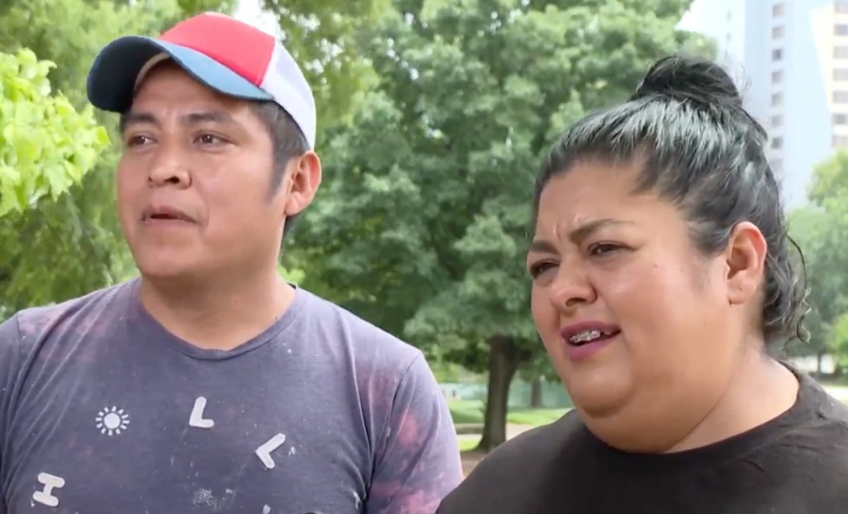 Latinos asalto Charlotte