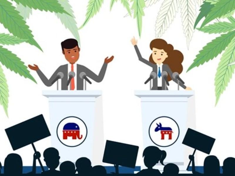 Marihuana NC Políticos
