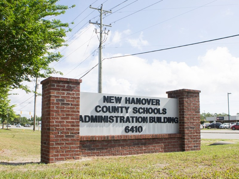 Abuso sexual New Hanover