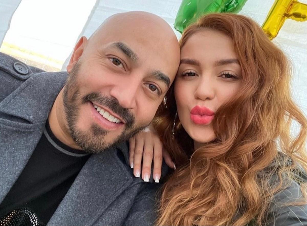Lupillo Rivera anuncia que se ha casado con Giselle Soto ¿Quién es ella?