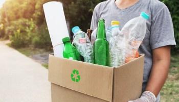 ¿Qué puedo y no puedo reciclar en el condado de Mecklenburg?