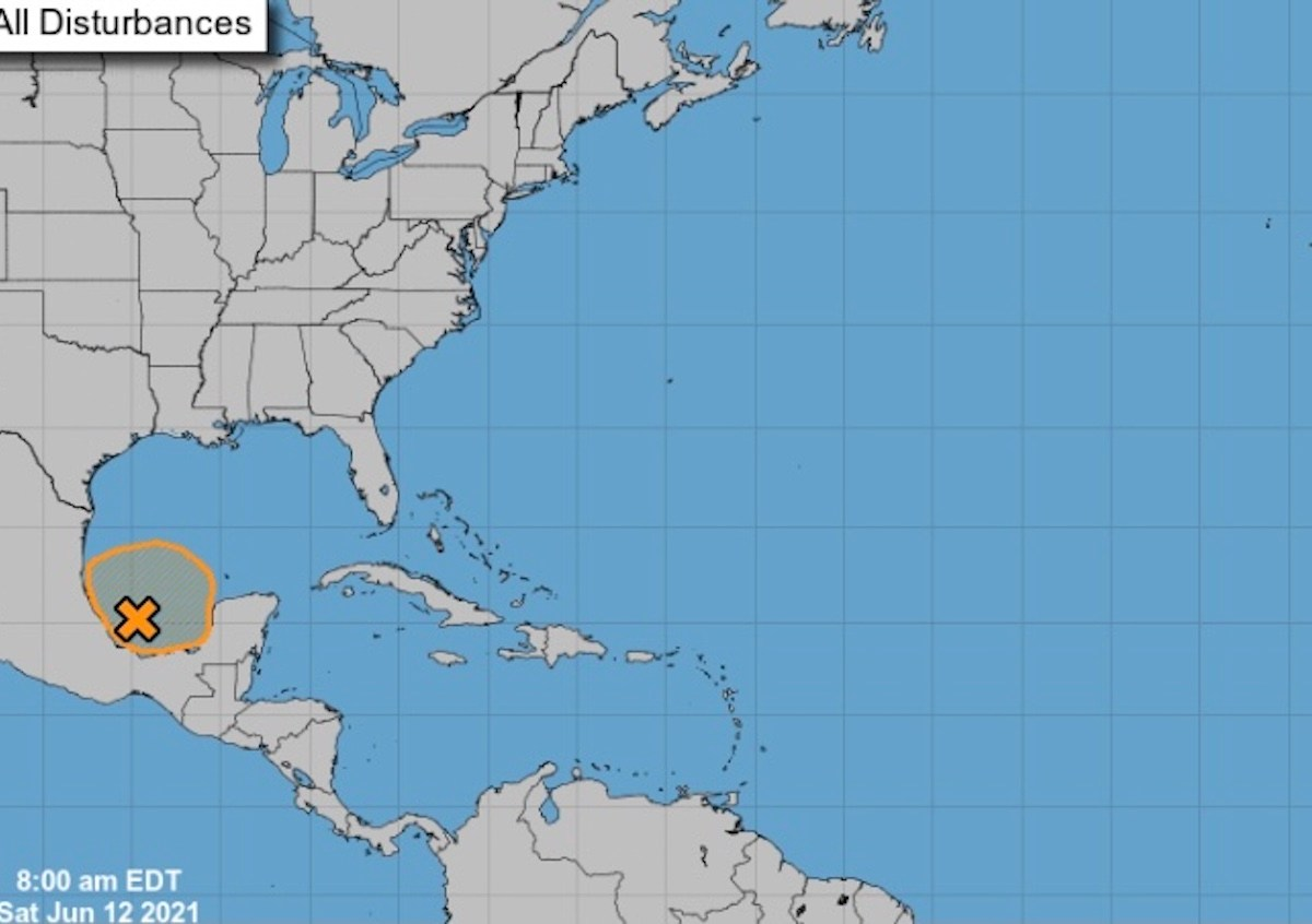 Primera tormenta de la temporada podría tocar tierra la próxima semana