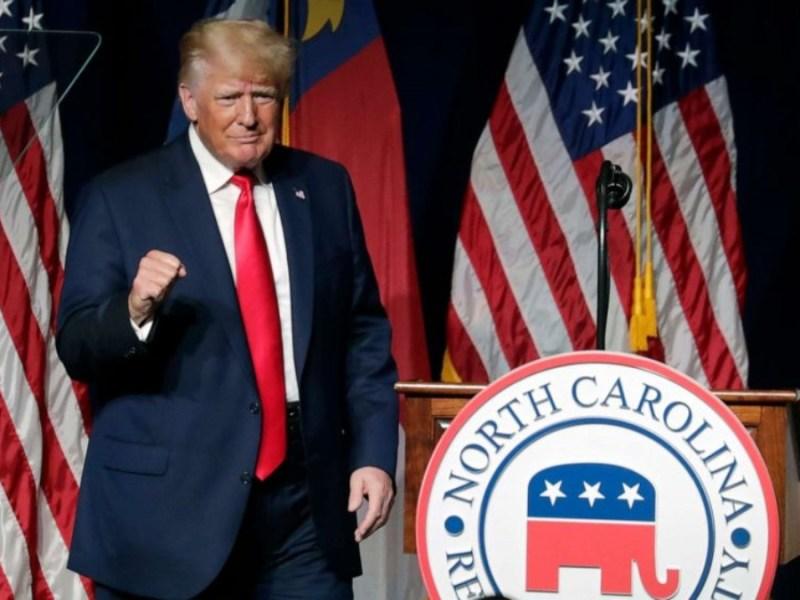 Donald Trump NC