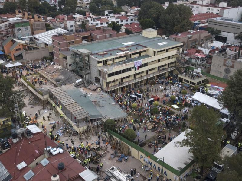 208 años de cárcel para perito implicado en colapso de escuela mexicana