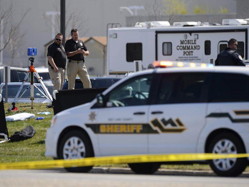 Tres impactos de bala recibió la víctima (Foto: AP)