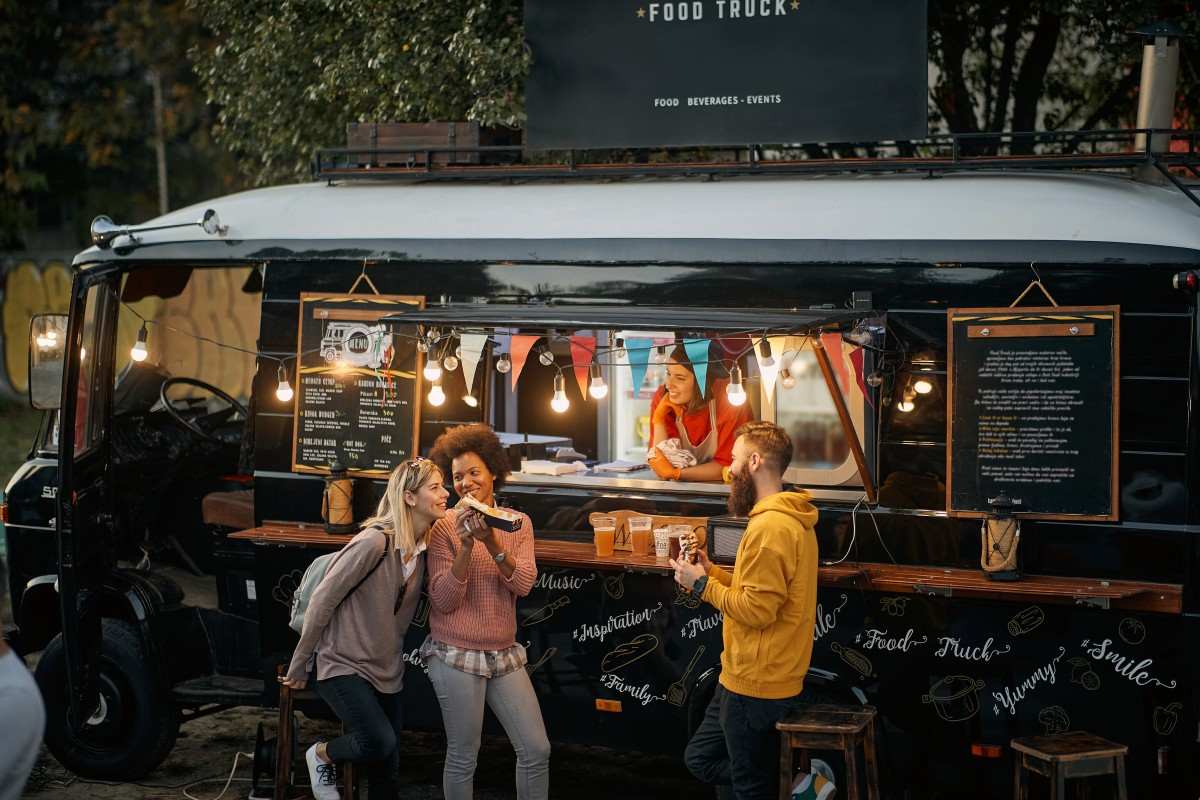 4 eventos de camiones de comida para disfrutar este viernes