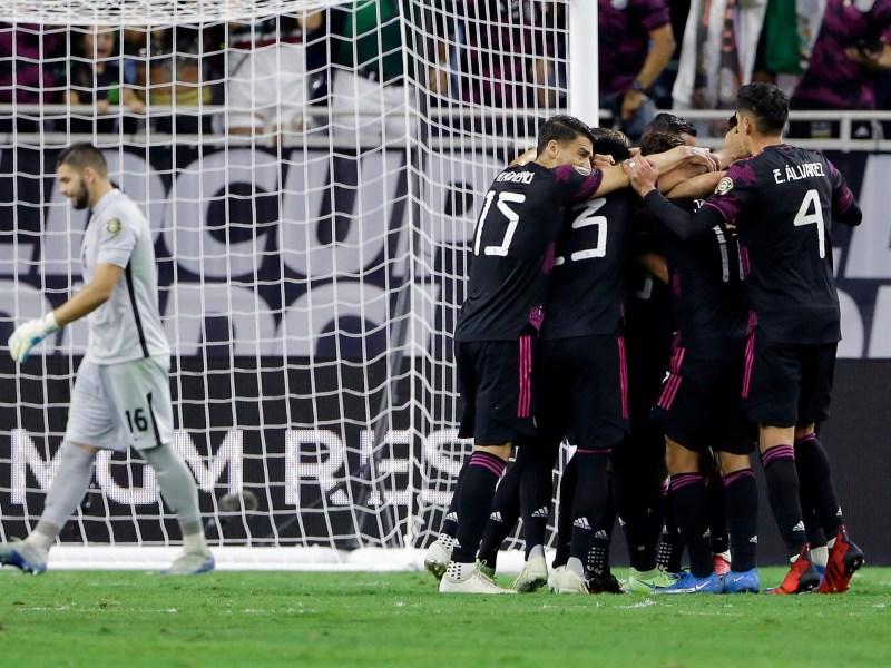 México se mete a la Final de la Copa Oro