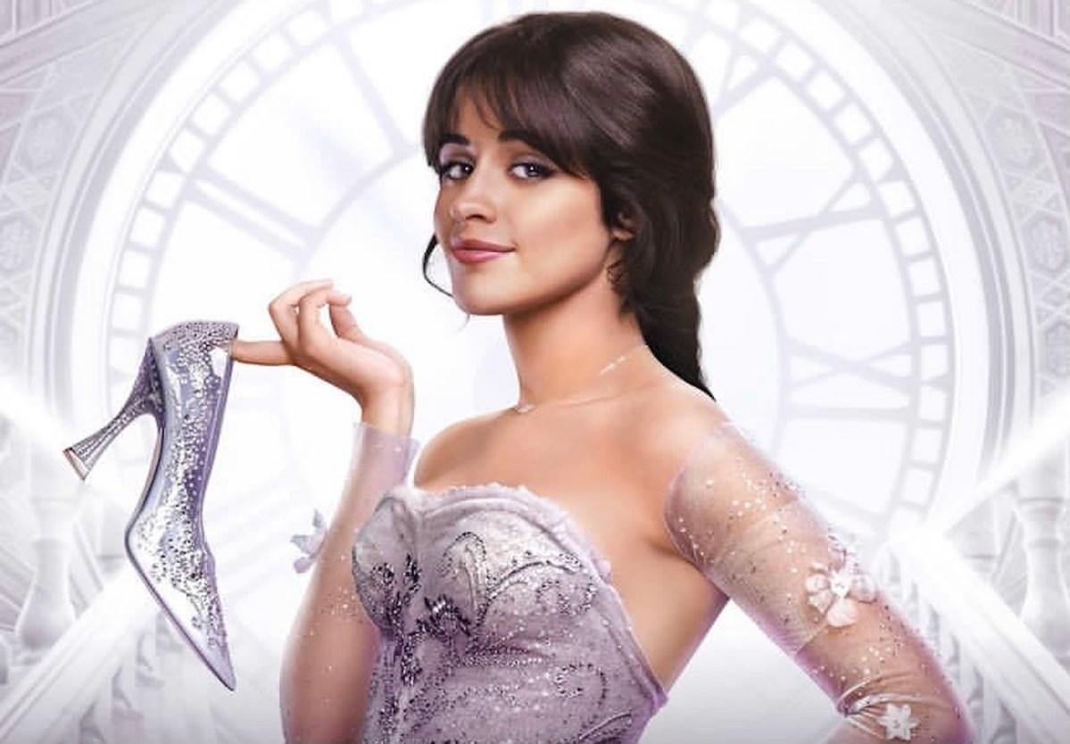 Camila Cabello como Cenicienta, ya puedes ver el teaser de la película