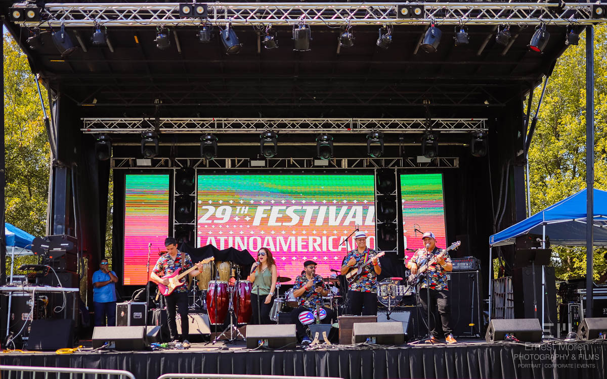 El Festival Latinoamericano regresa a Symphony Park este septiembre para celebrar el primer fin de semana del Mes de la Herencia Hispana.