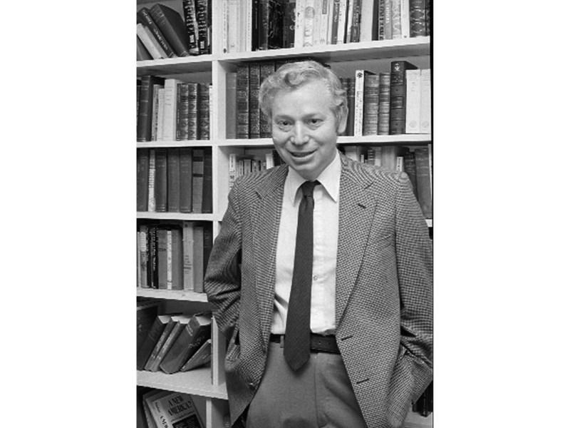 Fallece Nóbel de física Steven Weinberg