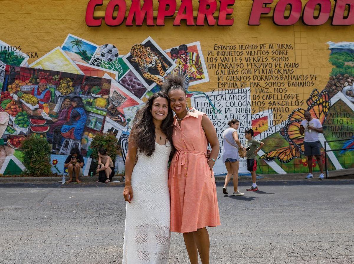 Irisol Gonzalez artista local inicia proyecto comunitario