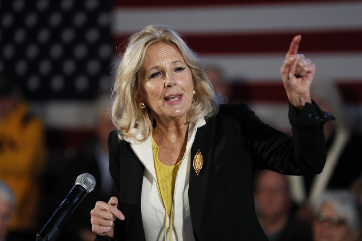 Jill Biden hospitalizada-washington