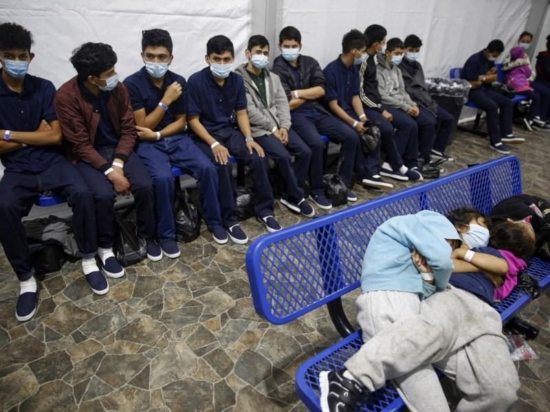 Migrante falleció rescatado
