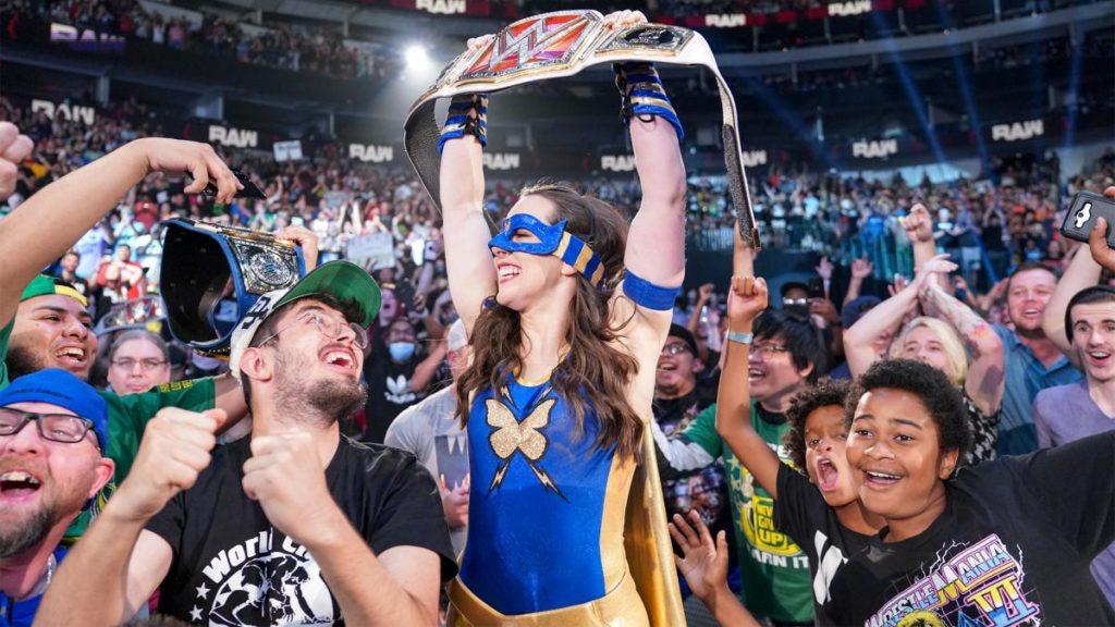 Nikki ASH la casi superheroína que se convirtió en campeona de WWE - La Noticia