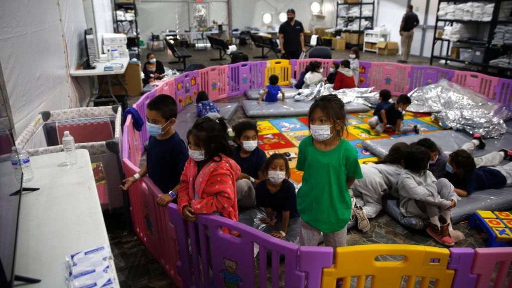Niños-Migrantes-Estados unidos