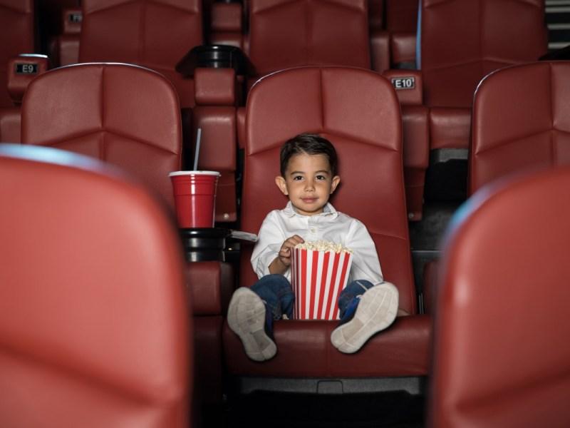Películas de $1 para niños este verano