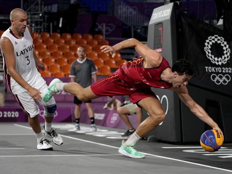 ¿Qué es básquetbol 3x3? El formato que debuta en Tokio 2020