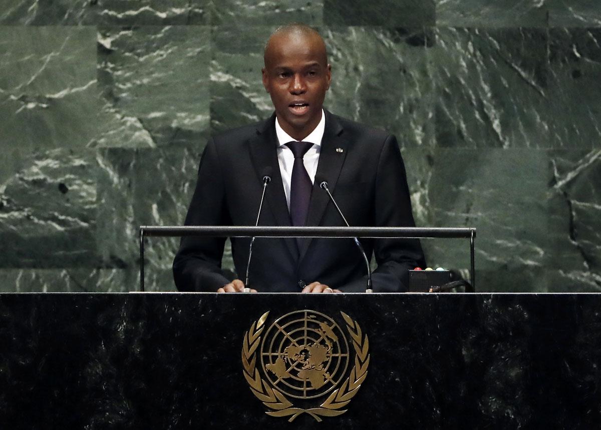 Quién era Jovenel Moïse, el presidente asesinado de Haití