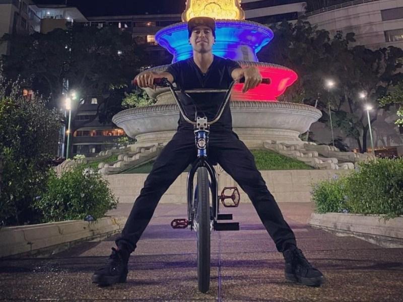 Roban-bicicleta-villa-olímpica