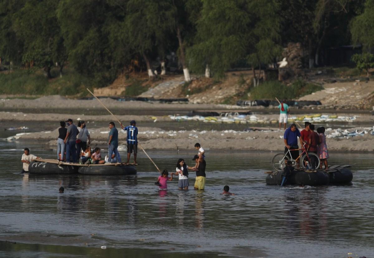 Arrestan en Guatemala a pareja por tráfico de menor