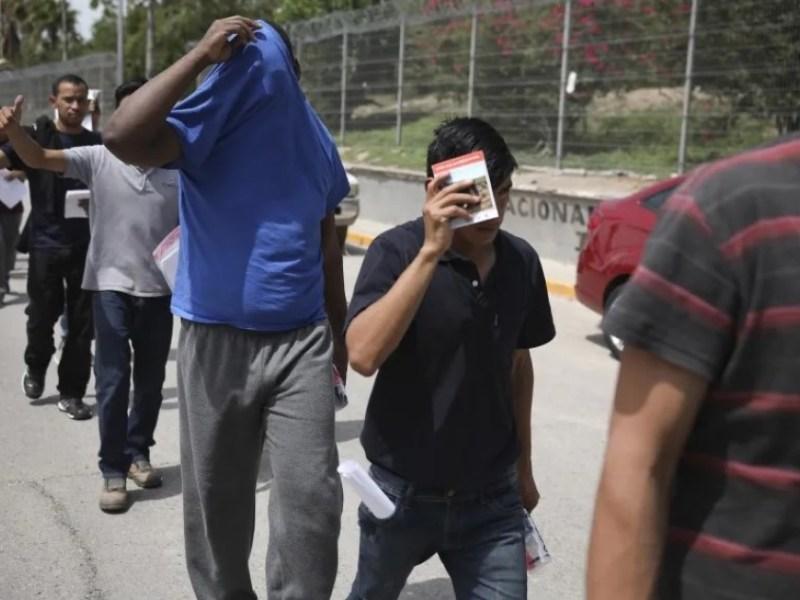 migrante falleció muro fronterizo