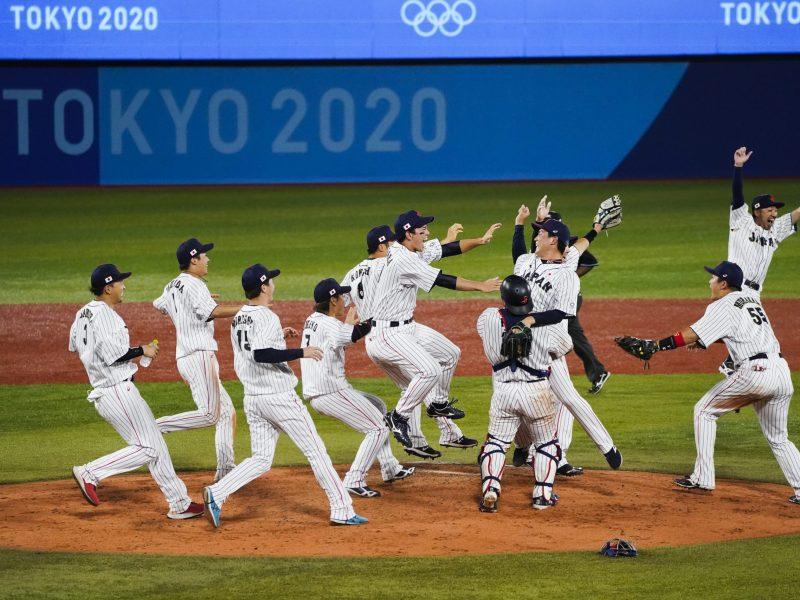 Japón gana el oro en beisbol
