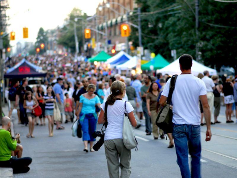 Cancelan el Festival Matthews Alive por preocupaciones sobre COVID-19. © Elenathewise / Adobe Stock