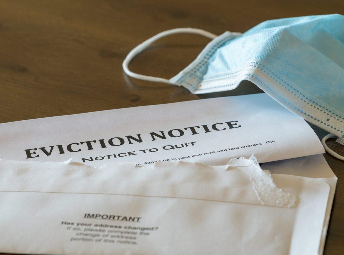 Piden a jueces y alguaciles que no actúen sobre órdenes de desalojo en Carolina del Norte. © steheap / Adobe Stock